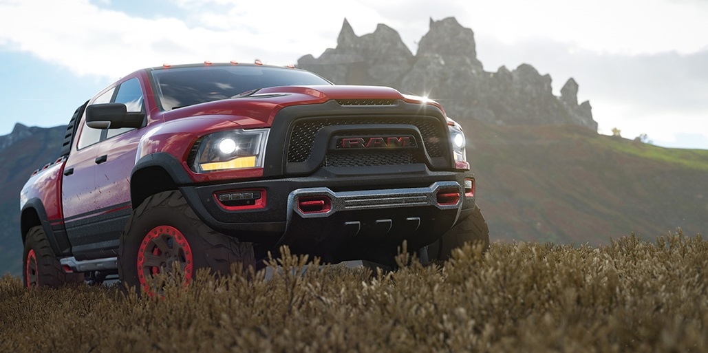 Ram Rebel TRX Concept One Of The Stars Of New Forza Horizon 4 Expansion Bundle: